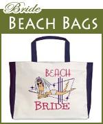 bride beach bags