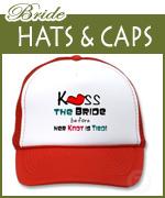 bride hats and caps