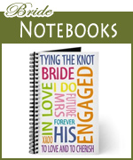 bride notebooks