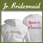 jr. bridesmaid gifts
