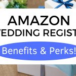 Amazon wedding registry perks